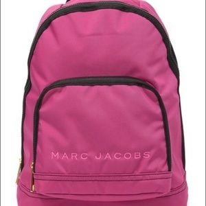 NWT Marc Jacobs Magenta Backpack